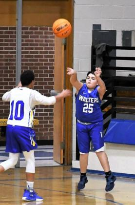 Walters Blue Devil Basketball